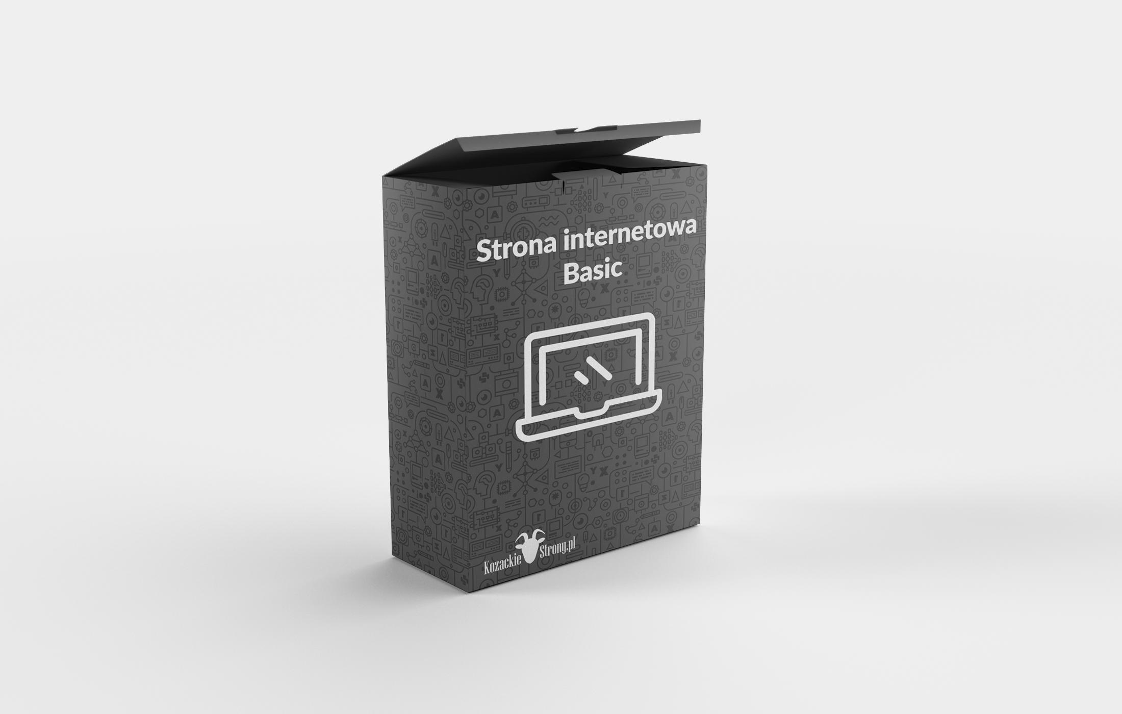 Strona internetowa Basic KozackieStrony.pl
