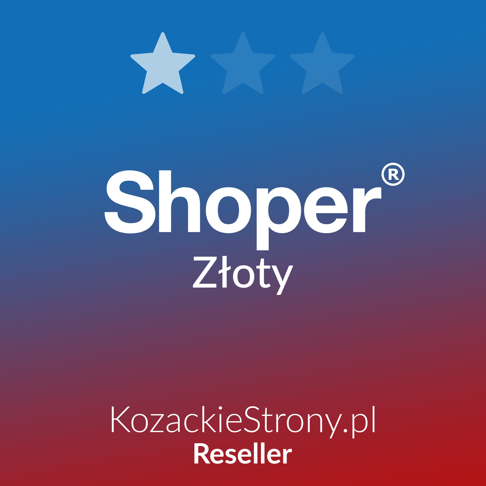 abonament shoper złoty